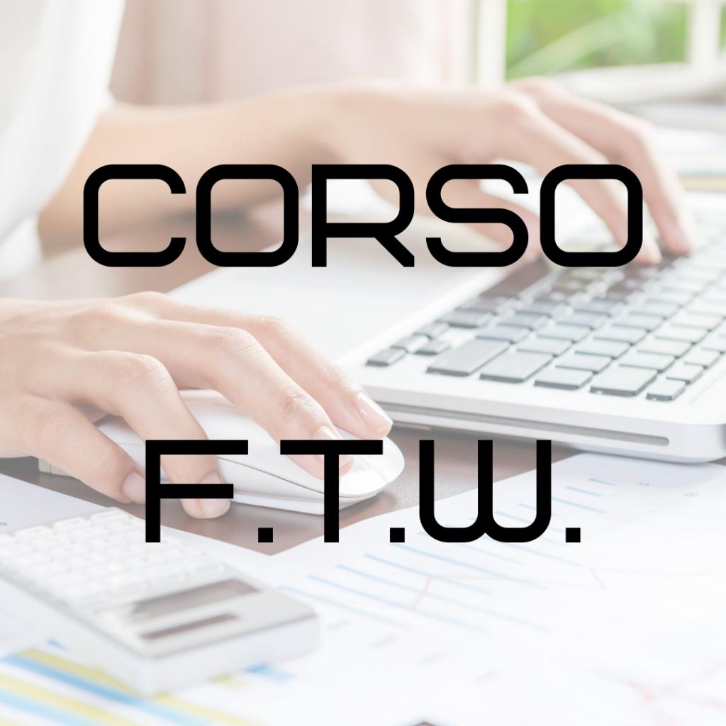 CORSO ftw