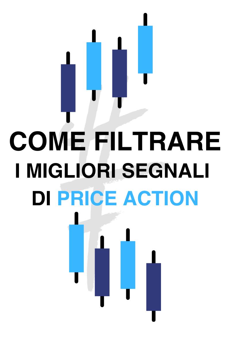 Come filtrare i migliori segnali di Price Action